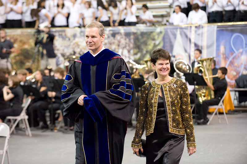 Peterson Investiture