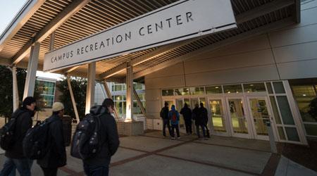 Campus Rec Center