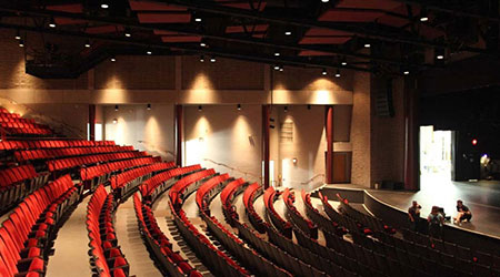 Ferst center theatre